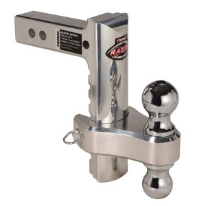 MOX4010232 300x300 - Trimax TRZ8AL-RP Razor 8in Aluminum Adjust Hitch-Dual Ball