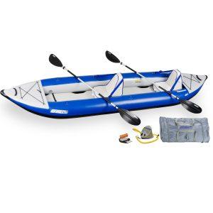 MOX4010484 300x300 - Sea Eagle Explorer Inflatable Kayak 420XK Deluxe