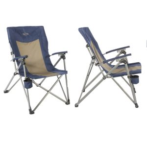 MOX4013031 300x300 - Kamp-Rite 3 Position Hard Arm Reclining Chair w Cup Holder