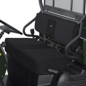 MOX4014053 300x300 - Classic UTV Bench Seat Cover Kawasaki Mule 600 610 Black