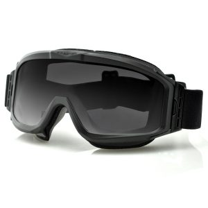 MOX4014102 300x300 - Bobster Alpha Ballistics Goggles Z87-Black Frame-2 Lenses