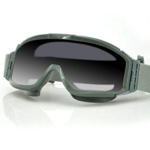 MOX4014103 300x300 - Bobster Alpha Ballistics Goggles Z87-Green Frame-2 Lenses