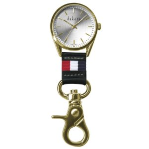MOX4014375 300x300 - Dakota Classic Dress Clip Watch-Gold Case-Nautical Fob