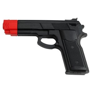 MOX4015855 300x300 - Master Rubber Training Gun Black with Orange Tip
