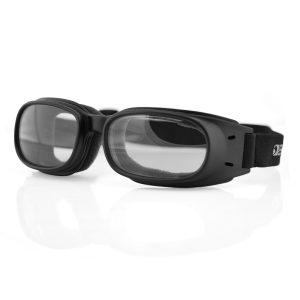 MOX4017439 300x300 - Bobster Piston Goggle Black Frame Lens