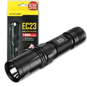 MOX4017615 300x300 - NITECORE EC23 1800 Lumen Compact LED Flashlight