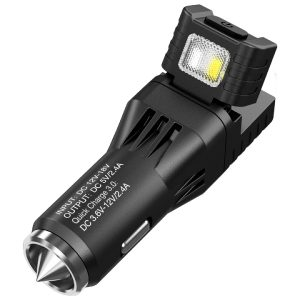 MOX4017664 300x300 - NITECORE VCL10 QuickCharge 3.0 USB Car Charger