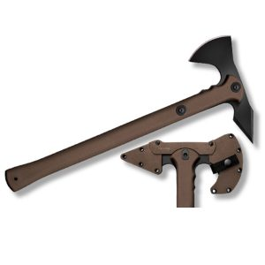 MOX4017882 300x300 - Cold Steel Trench Hawk Drop Forged Axe 8.75 in Head OD Hndl