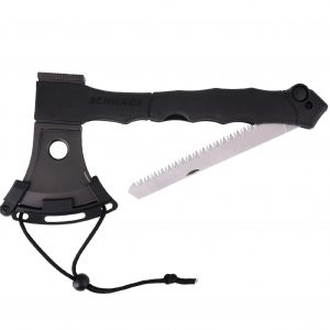 MOX4018043 300x300 - Schrade Mini Axe-Saw Combo 12.0 in Overall Length