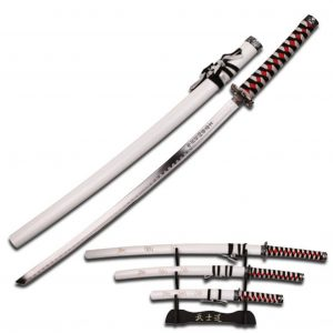 MOX4018472 300x300 - Master Samurai Sword Set 3 Piece Set