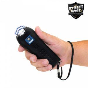 MOX4018650 300x300 - Cutting Edge Streetwise Black Jack 21 mil Stun Gun Black