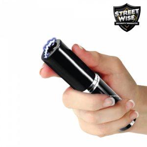 MOX4018654 300x300 - Cutting Edge Streetwise Perfume Protector 17mil Stun Gun Blk