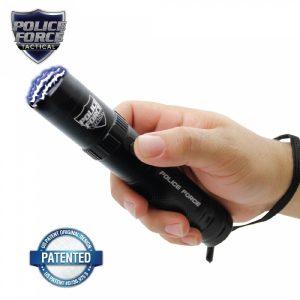 MOX4018660 300x300 - Cutting Edge  Police Force Tactical 9.2 mil Stun Flashlight