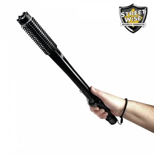 MOX4018668 300x300 - Cutting Edge Streetwise Barbarian 9 mil StunBaton Flashlight