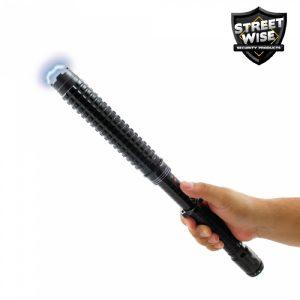 MOX4019065 300x300 - Streetwise Attitude Adjuster 30m Stun Baton Flashlight