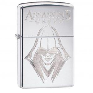 MOX4019221 300x300 - Zippo HP Chrome Assassins Creed Lighter