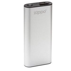 MOX4019227 300x300 - Zippo Silver HeatBank 3 Rechargeable Hand Warmer