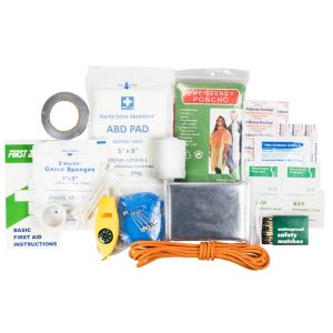 MOX4019367 300x300 - Life Gear 88PC Quick Grab First Aid Survival Kit