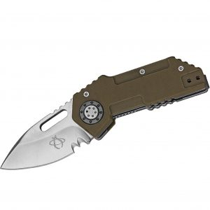 MOX4019463 300x300 - Mantis Wile E Folder 2.375 in Blade Coyote Tan G10 Handle