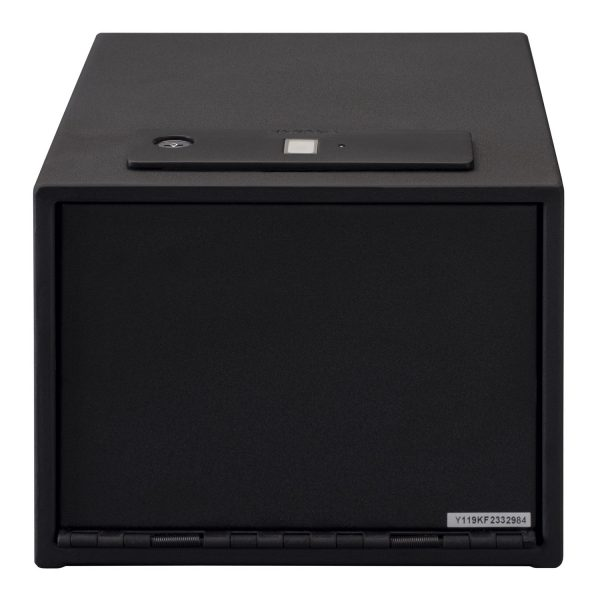 MOX5000897 600x600 - Stack-On Quick Access Safe with Shelf Biometric Lock