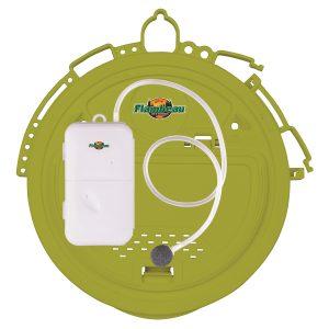 MOX5001179 300x300 - Flambeau Premium Bait Bucket Lid with Portable Aerator