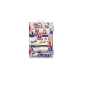 MOX5001711 300x300 - Eagle Claw Lazer Saltwater Redfish and Trout Tackle Kit