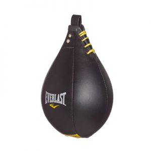 MOX529833 300x300 - Everlast Leather Speed Bag Black Large