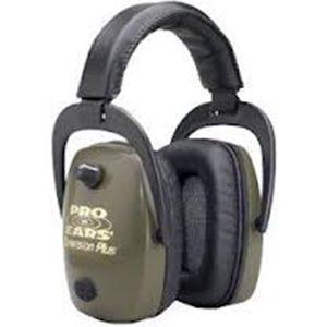 MOX603228 300x300 - Pro Ears Pro Slim Gold Series Ear Muffs Green GS-DPS-G