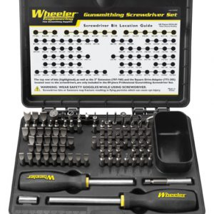 MOX621942 300x300 - Wheeler Gunsmith Kit 89 Piece