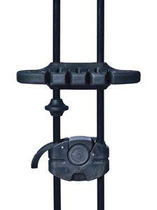 MOX709860 224x300 - G5 Head-Loc Quiver 6-Arrow Black 975-BLK