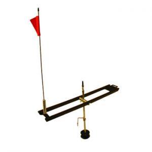 MOX716743 300x300 - Frabill Black Hawk Tip-Up 1674
