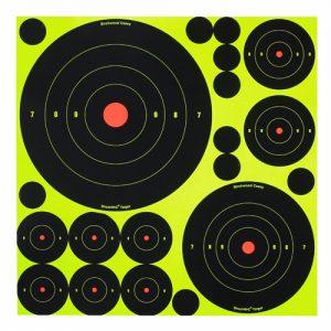 MOX734018 300x300 - Birchwood Casey Shoot-N-C Bulls-eye Assortment