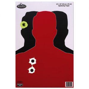 MOX735708 300x300 - Birchwood Casey Dirty Bird Hostage 12x18 Target 8PK
