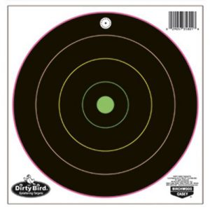 MOX735830 300x300 - Birchwood Casey Dirty Bird 10-12in Bullseye Trgts 10PK