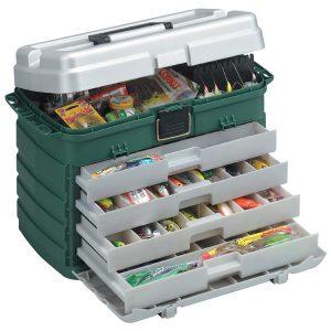 MOX758 300x300 - Plano 4 Drawer Plano Tackle Box