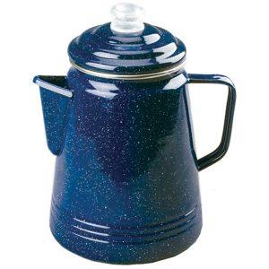 MOX765088 300x300 - Coleman 14 Cup Enamelware Percolator Blue
