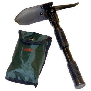 MOX765177 300x300 - Coleman Folding Shovel And Pick Black 2000016390