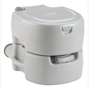 MOX765651 300x300 - Coleman Large Portable Flush Toilet Grey