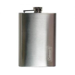 MOX765659 300x300 - Coleman 8 Oz Stainless Steel Flask Silver 2000016397