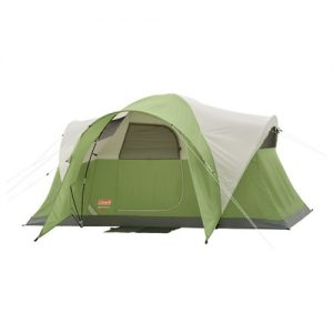 MOX765783 300x300 - Coleman Montana Tent Foot Green/Tan/Grey