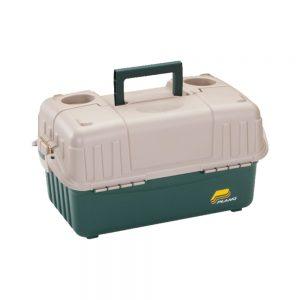 MOX861600 300x300 - Plano Hip Roof Box 6-Tray Green Sand 8616-00