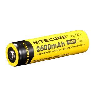 MOX9004632 300x300 - Nitecore 18650 Rechargeable Battery 2600mAh