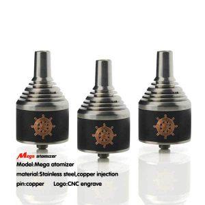 MOX9005249 300x300 - Hcigar Mega V2 Style RDA Black