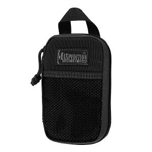 MOX9006209 300x300 - Maxpedition Micro Pocket Organizer Black