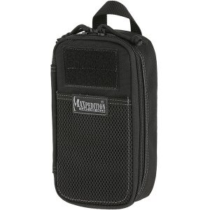 MOX9006297 300x300 - Maxpedition Skinny Pocket Organizer Black