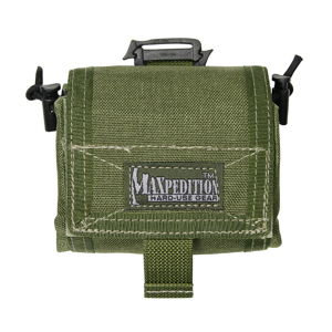 MOX9006404 - Maxpedition Mega Rollypoly Folding Dump Pouch OD