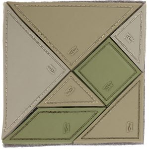 MOX9006430 300x300 - Maxpedition Morale Patch Arid Tangram 7-Piece 3.0 x 3.0 in