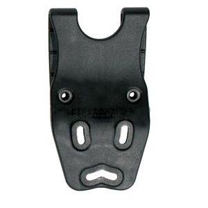 MOX9006586 300x300 - Blackhawk Jacket Slot Duty Belt Loop Holster w-Screws Black