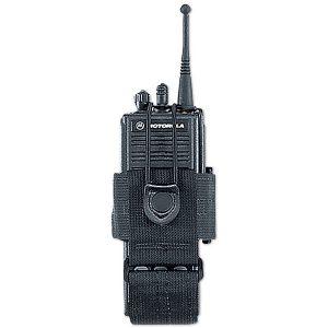 MOX9006739 300x300 - Uncle Mikes Kodra Radio Case Black Fixed Belt Loop Size 4