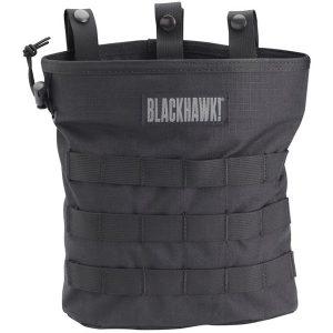 MOX9007069 300x300 - Blackhawk Roll-Up Dump Pouch Molle Black